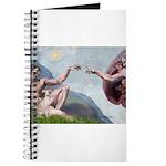Creation / Ital Greyhound Journal