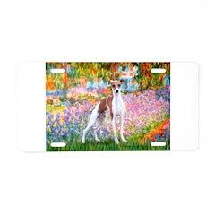 Garden / Ital Greyhound Aluminum License Plate