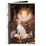 Queen / Italian Greyhound Journal