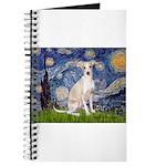 Starry Night / Ital Greyhound Journal