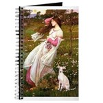 Windflowers / Ital Greyhound Journal