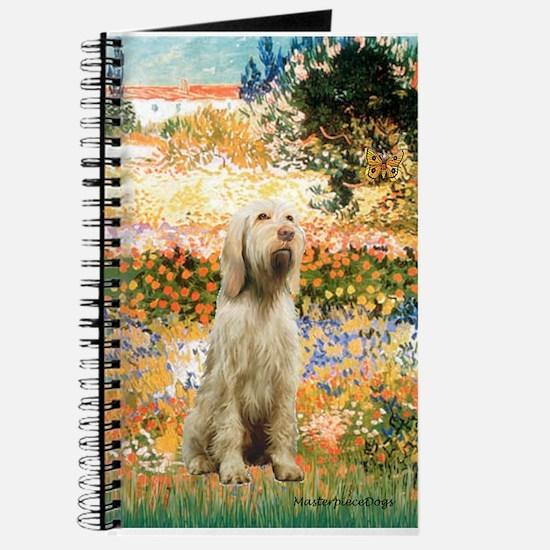 Garden Fiorito/ Spinone Journal