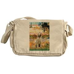 Garden Fiorito/ Spinone Messenger Bag