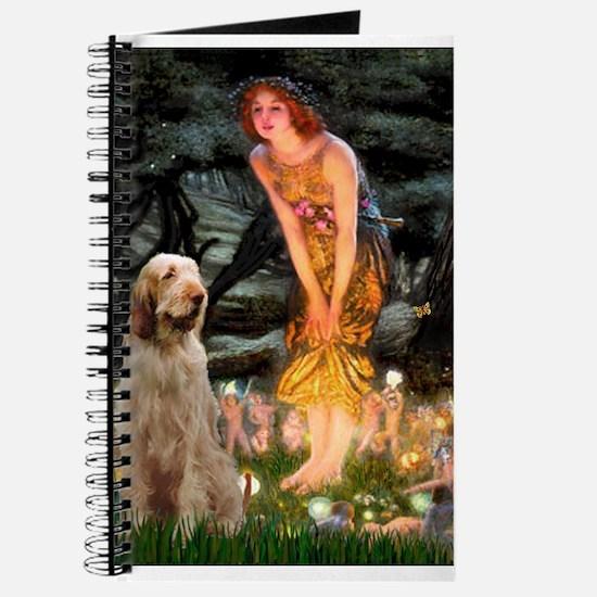 Fairies/ Italian Spinone Journal