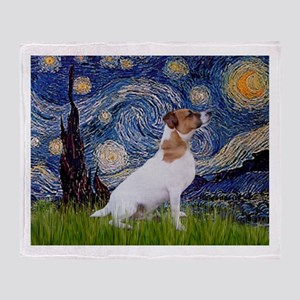 Starry / JRT Throw Blanket