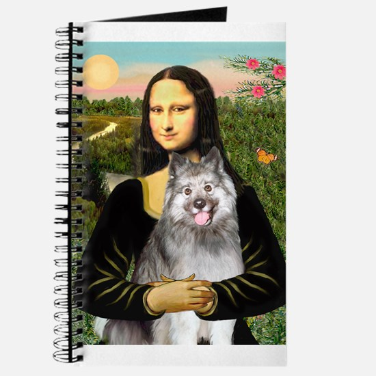 Mona's Keeshond (E) Journal
