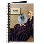 Mom's Keeshond (F) Journal