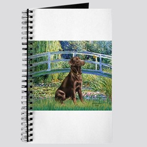 Bridge / Labrador (Choc) Journal
