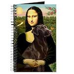 Mona & her Chocolate Lab Journal