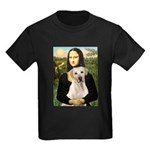 Mona Lisa / Lab (y) Kids Dark T-Shirt