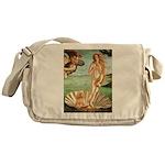 Venus / Lhasa Apso #9 Messenger Bag