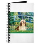 Bridge / Lhasa Apso #4 Journal