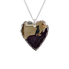 Whistler's / Min Pin Necklace