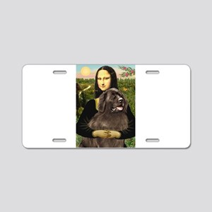 Mona's Newfoundland (B2) Aluminum License Plate