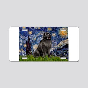 Starry / Newfound Aluminum License Plate