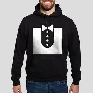 Tuxedo Hoodie (dark)