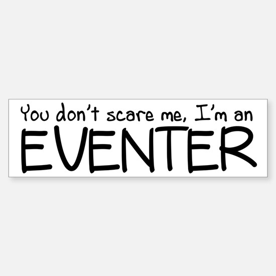 Eventing Sticker (Bumper)