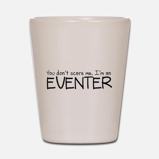 Eventing Shot Glass