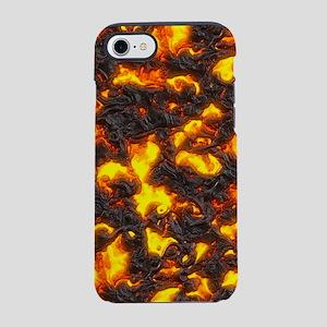 Hot Lava iPhone 7 Tough Case
