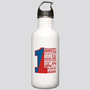 # 1 Grandfather / Stainless Water Bottle 1.0L