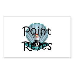 ABH Point Reyes Sticker (Rectangle 10 pk)