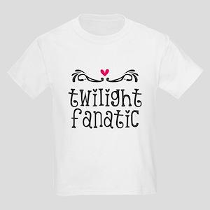 Twilight Fanatic Kids Light T-Shirt