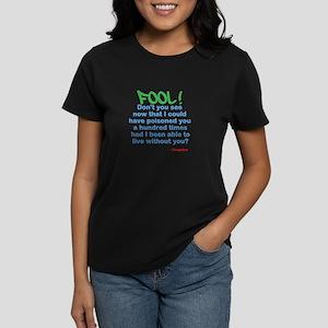 Fool! - Cleopatra Women's Dark T-Shirt