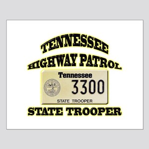 Tennessee Highway Patrol Small Poster