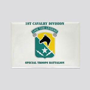 DUI - 1st Cav Div - Special Troops Bn with Text Re