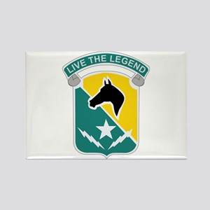 DUI - 1st Cav Div - Special Troops Bn Rectangle Ma