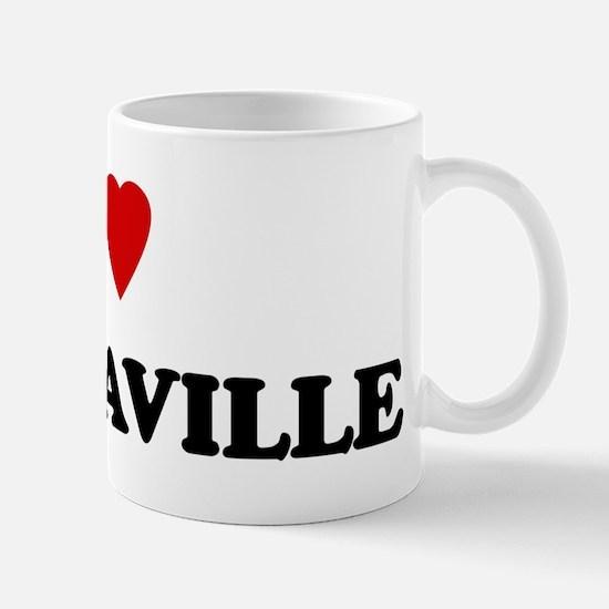 I Love Brazzaville Mug