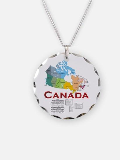 O Canada: Necklace