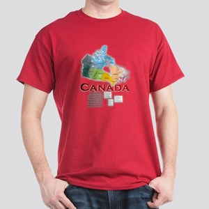 O Canada: Dark T-Shirt