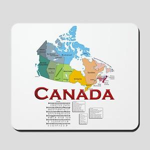 O Canada: Mousepad