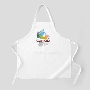 O Canada: Apron