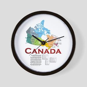 O Canada: Wall Clock