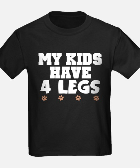 'My Kids Have 4 Legs' T