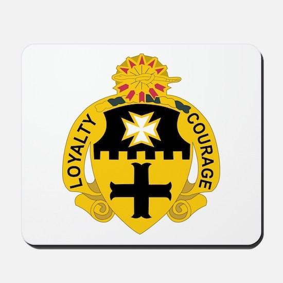 DUI - 1st Sqdrn - 5th Cavalry Regt Mousepad