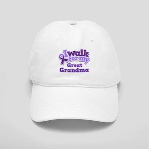 Alzheimers Walk For Great Grandma Cap