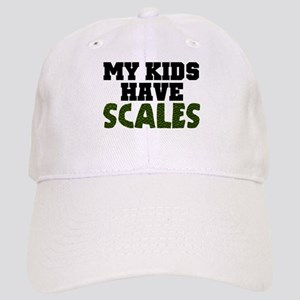 'My Kids Have Scales' Cap