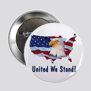 """""""United We Stand"""" 2.25"""" Button"""