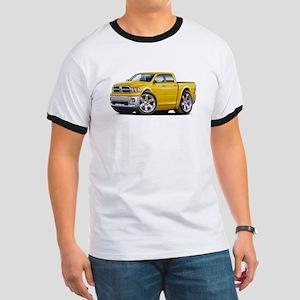 Ram Yellow Dual Cab Ringer T