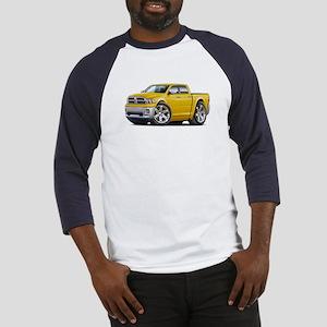 Ram Yellow Dual Cab Baseball Jersey
