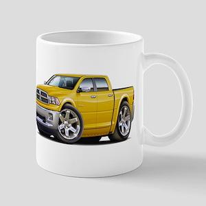 Ram Yellow Dual Cab Mug