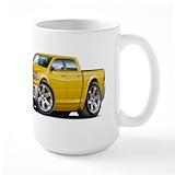 Dodge ram Large Mugs (15 oz)