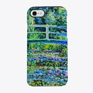 Monet - Water Lily Pond iPhone 7 Tough Case