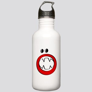 Red Halloween Gooble Stainless Water Bottle 1.0L
