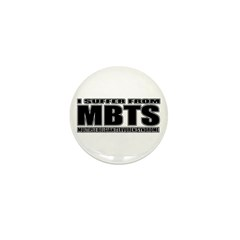 Belgian Tervuren Mini Button (10 pack)