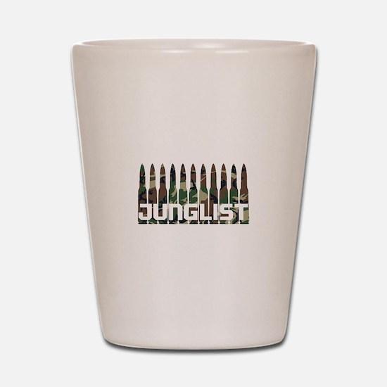 Junglist Shot Glass
