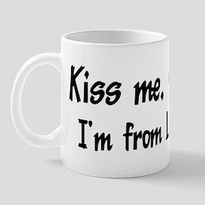 Kiss Me: Linyi Mug